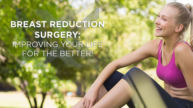 What to expect after breast reduction